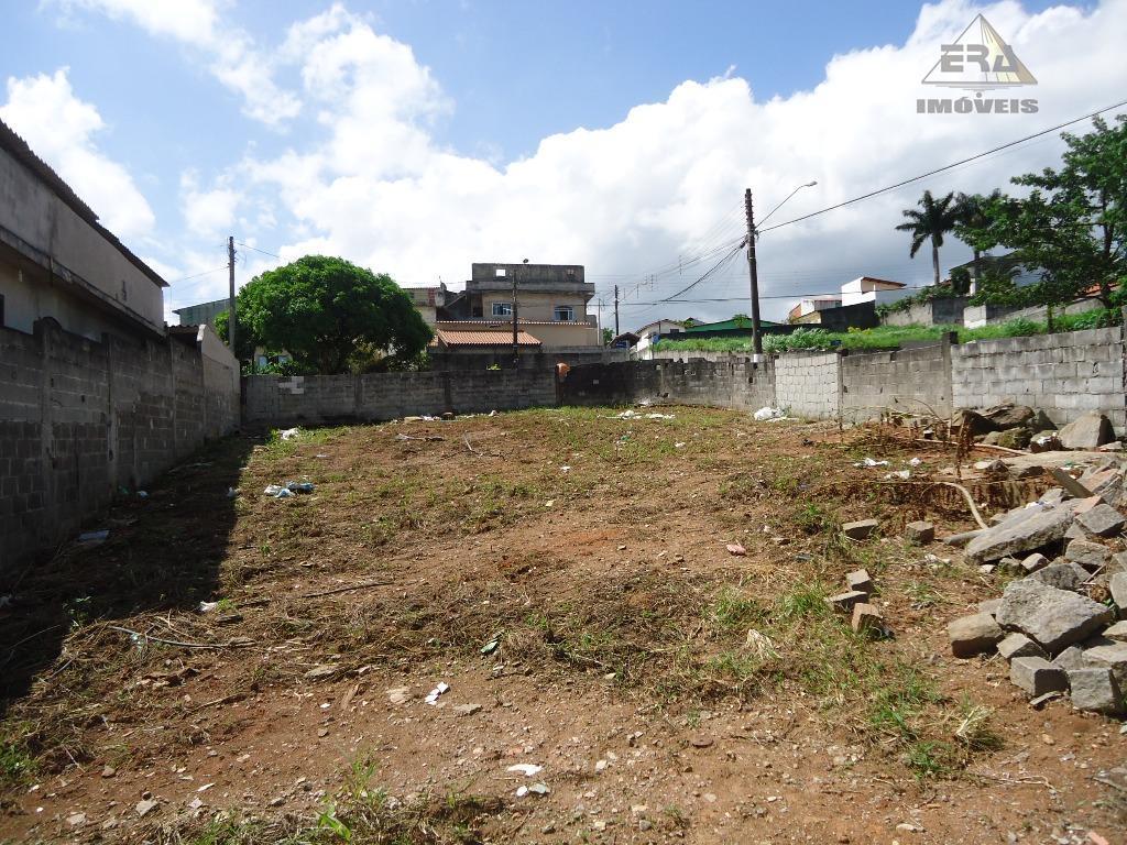 Terreno residencial à venda, Nova Arujá, Arujá.