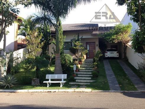 Casa residencial à venda, Condomínio Arujá 5, Arujá - CA0479.