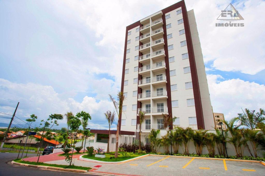 Apartamento residencial à venda, Jordanópolis, Arujá - AP0181.