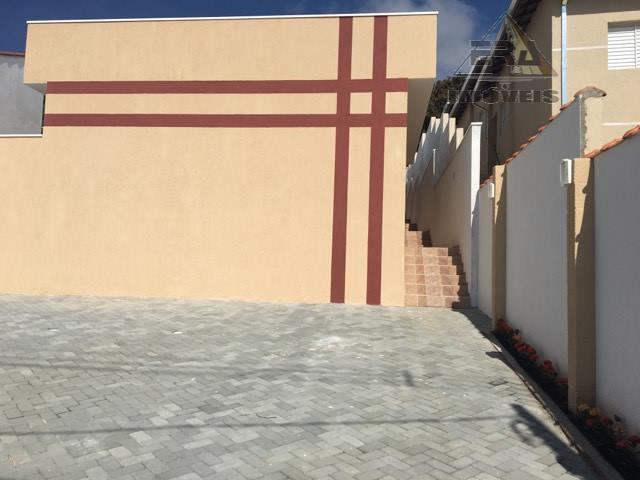 Casa residencial à venda, Residencial Rubi, Mogi das Cruzes. Plano Minha Casa Minha Vida