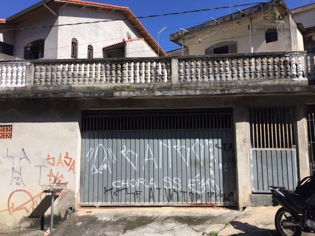 Casa residencial para venda e locação, Center Ville, Arujá - CA0523.