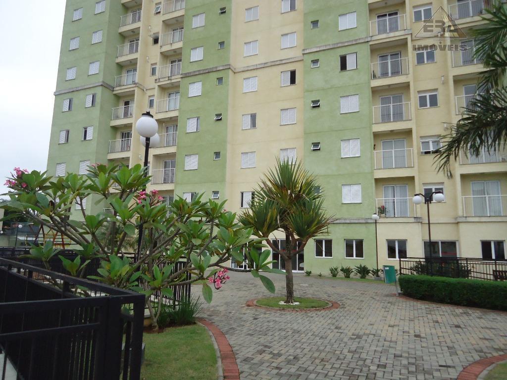 Apartamento residencial para locação, Jordanópolis, Arujá - AP0189.
