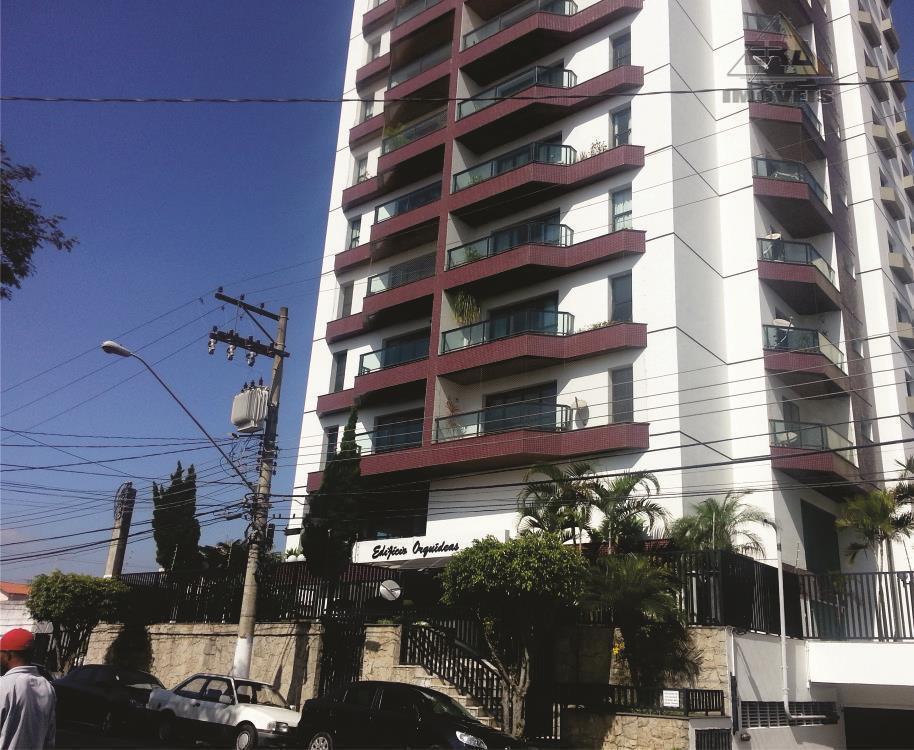 Apartamento residencial à venda, Centro, Suzano - AP0191.