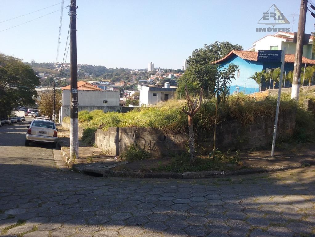 Terreno residencial à venda, Centro, Arujá - TE0215.