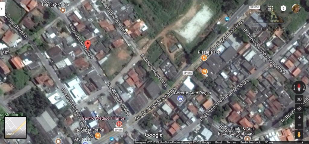 Casa residencial à venda, Centro, Arujá.