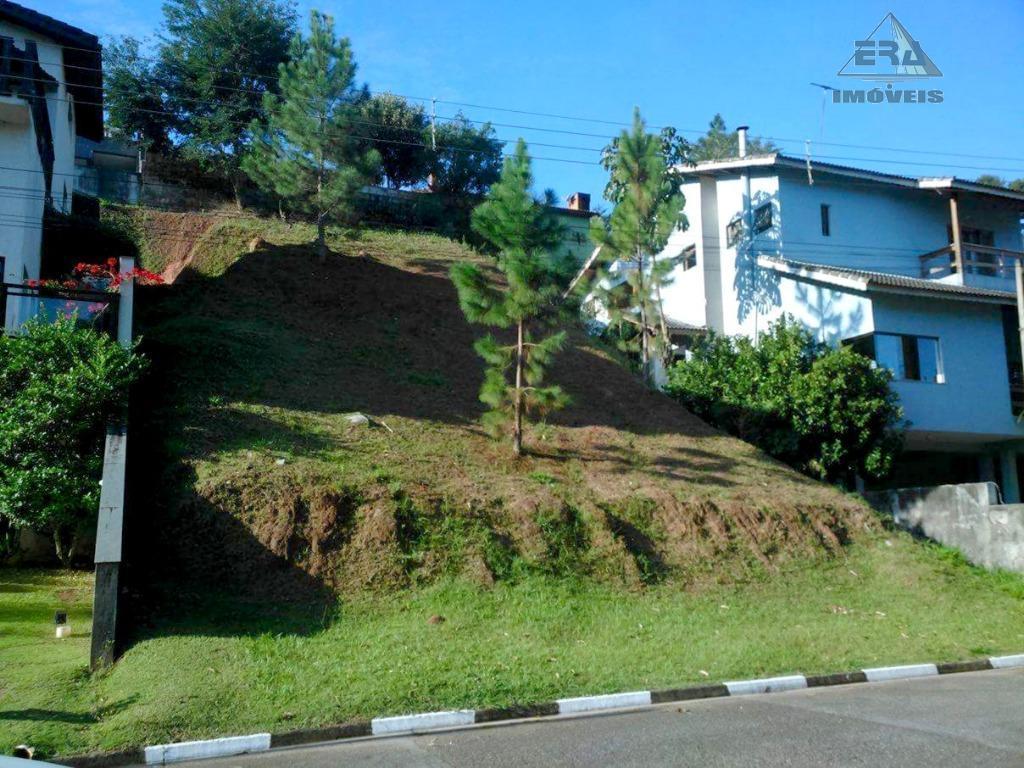 Terreno residencial à venda, Condomínio Arujá Hills III, Arujá - TE0139.