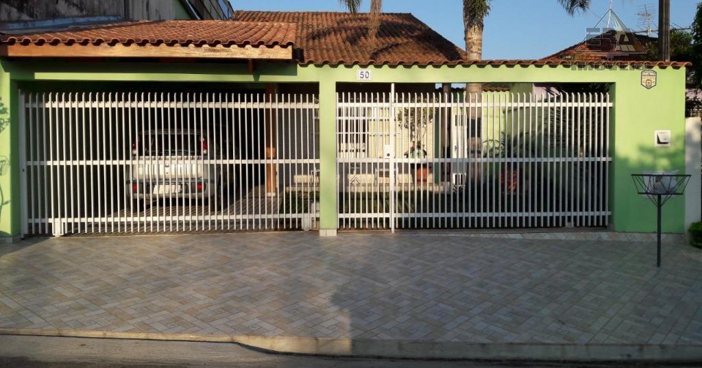 Casa residencial à venda, Jordanópolis, Arujá - CA0559.