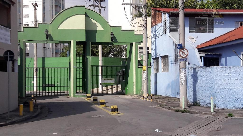 Apartamento residencial à venda, Condomínio Vale Verde - Edifício Bahia, Jardim Cocaia, Guarulhos - AP0204.