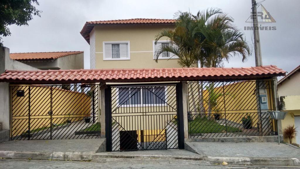Casa residencial à venda, Arujamerica, Arujá.