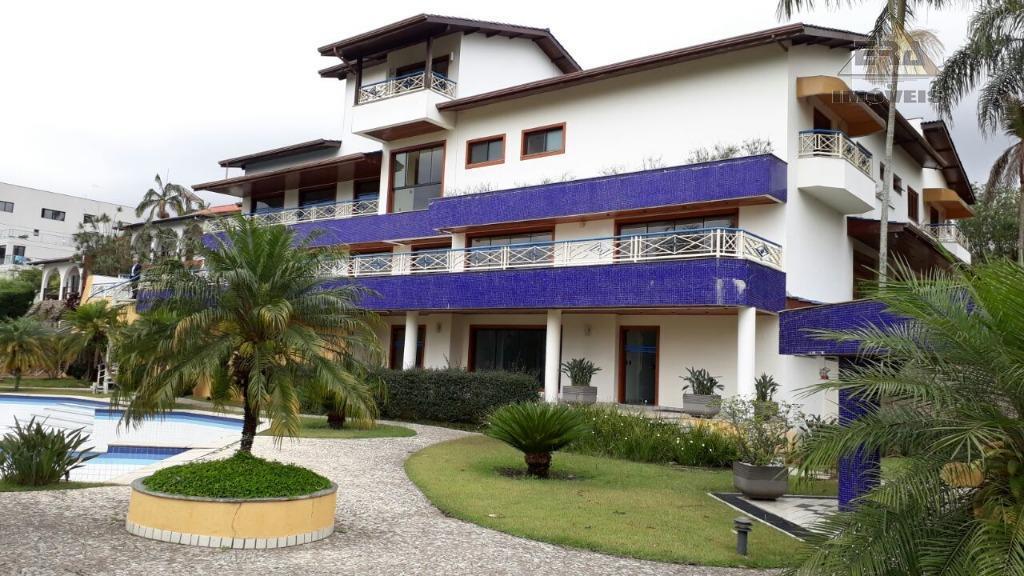 Casa residencial à venda, Condomínio Arujazinho IV, Arujá. com 10 lotes somando 2.965,20m2
