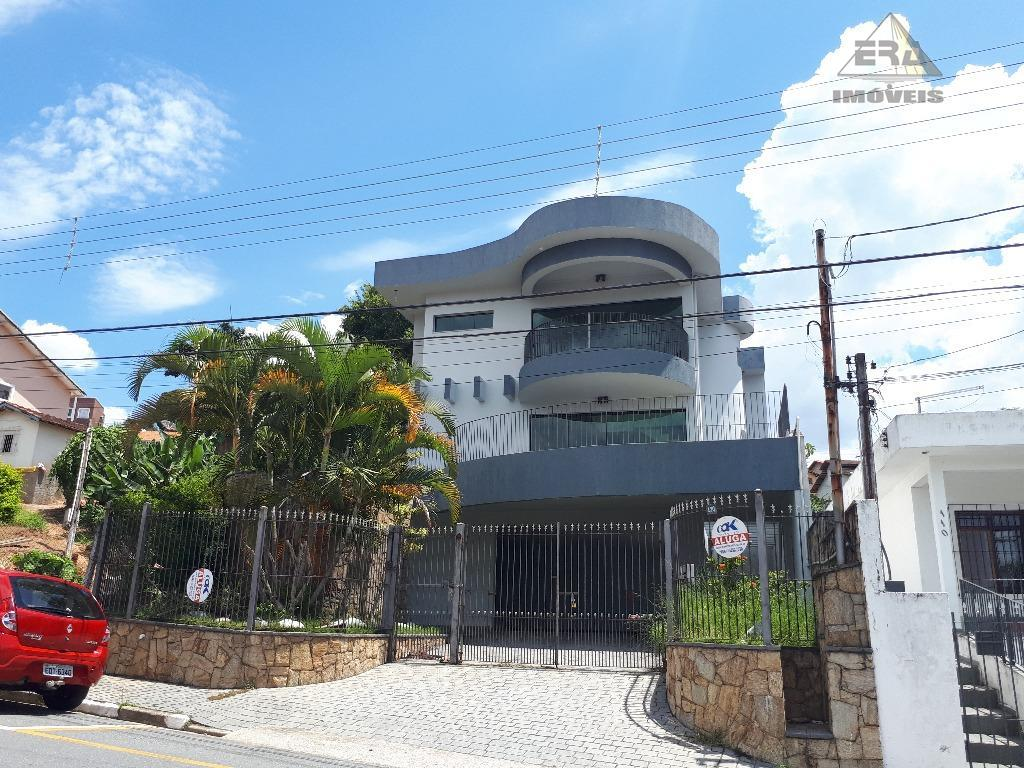 Casa comercial para locação, Jardim Rincão, Arujá.