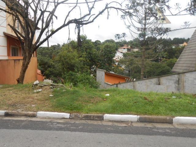 Terreno residencial à venda, Condomínio Arujazinho IV, Arujá - TE0049.