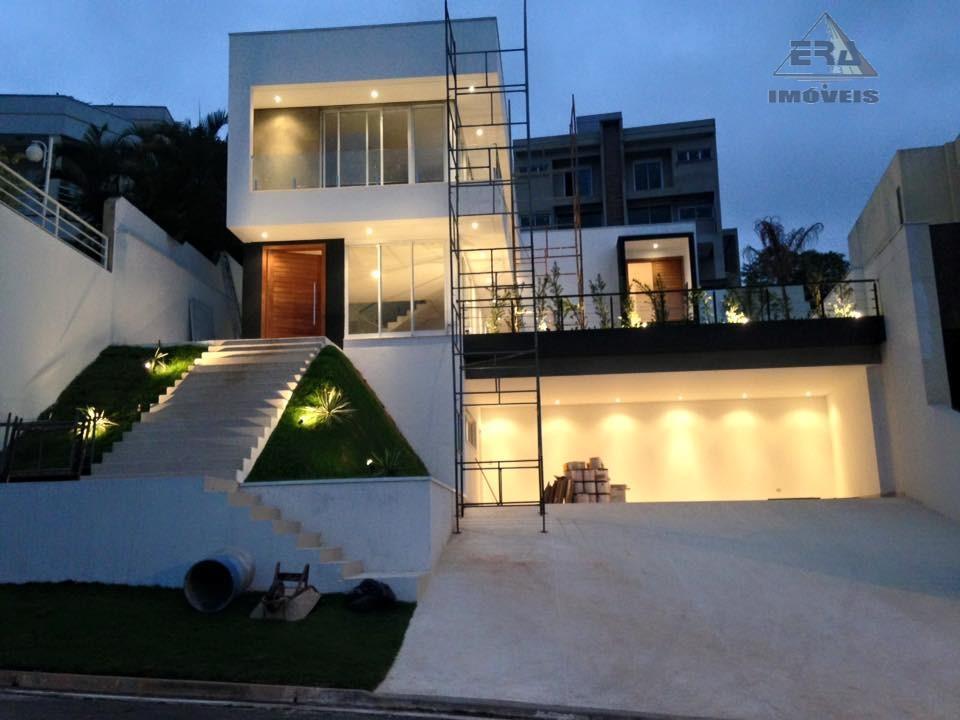 Casa com 3 dormitórios à venda, 354 m²  - Condomínio Arujá Hills III - Arujá/SP