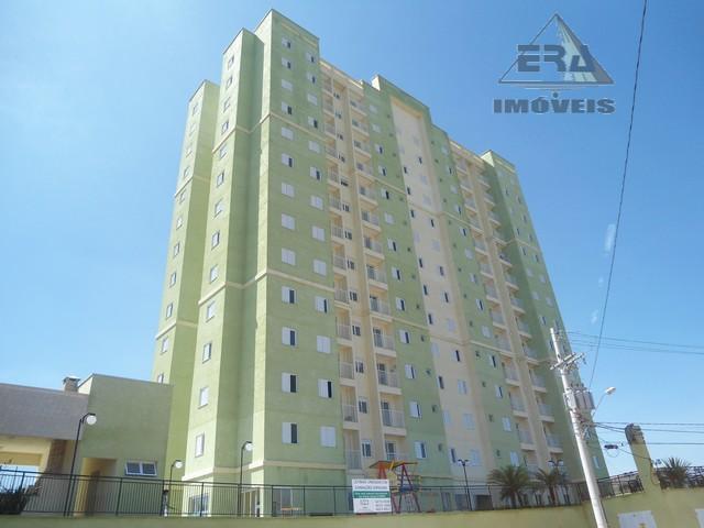 Apartamento residencial para locação, Jordanópolis, Arujá - AP0246.