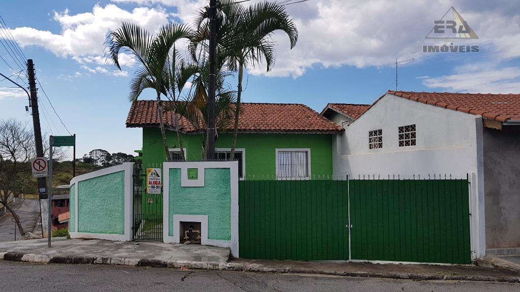Casa residencial para locação, Jardim Planalto, Arujá - CA0626.