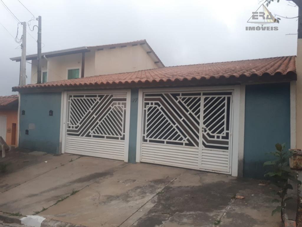 Casa residencial à venda, Vila Pilar, Arujá.