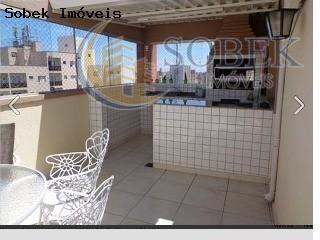 Cobertura residencial à venda, Ponte Preta, Campinas - CO0010.
