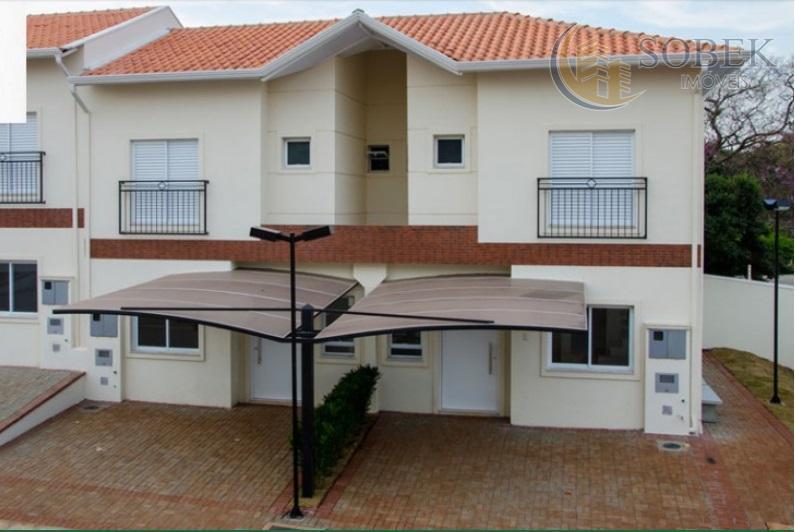 Casa residencial à venda, Fazenda Santa Cândida, Campinas - CA0003.