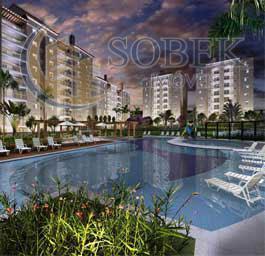 Apartamento  residencial à venda, Jardim São Vicente, Campinas.