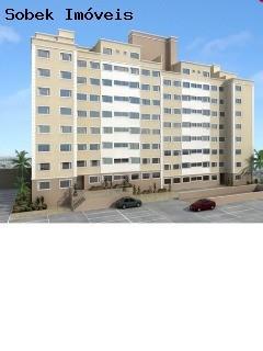Apartamento residencial à venda, Vila Monte Alegre, Paulínia - AP0217.