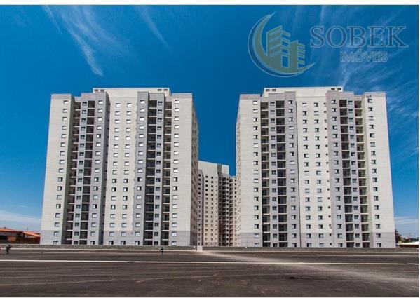 Apartamento residencial à venda, Jardim Novo Campos Elíseos, Campinas.