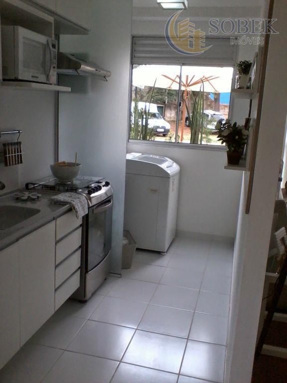 Apartamento  residencial à venda, Jardim São Gerônimo (Nova Veneza), Sumaré.