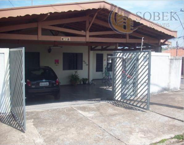 Casa residencial à venda, Jardim Amoreiras, Campinas.