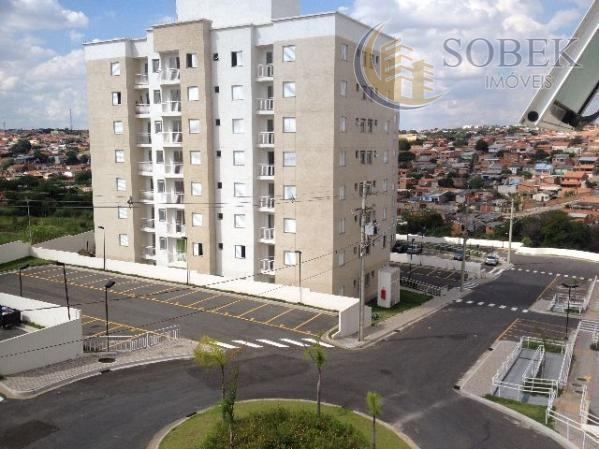 Apartamento residencial à venda, Parque Dom Pedro II, Campinas.