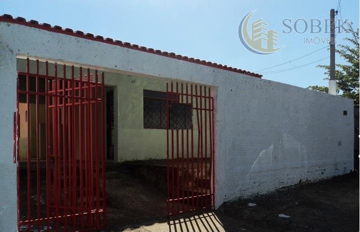 Casa residencial à venda, Parque Valença I, Campinas.