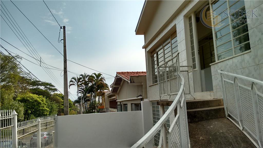 Casa residencial à venda, Vila João Jorge, Campinas - CA0147.