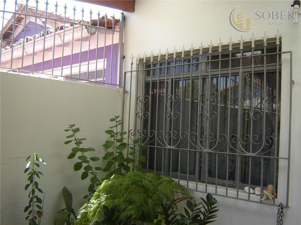 Casa residencial à venda, São Bernardo, Campinas - CA0151.