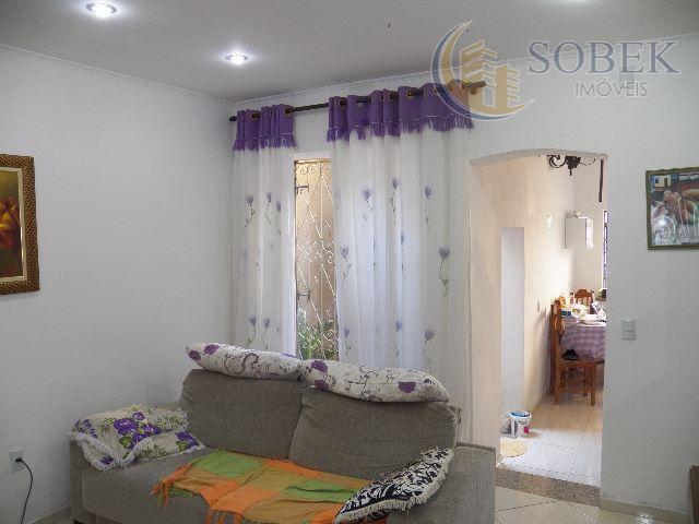 Casa residencial à venda, Vila Industrial, Campinas - CA0159.