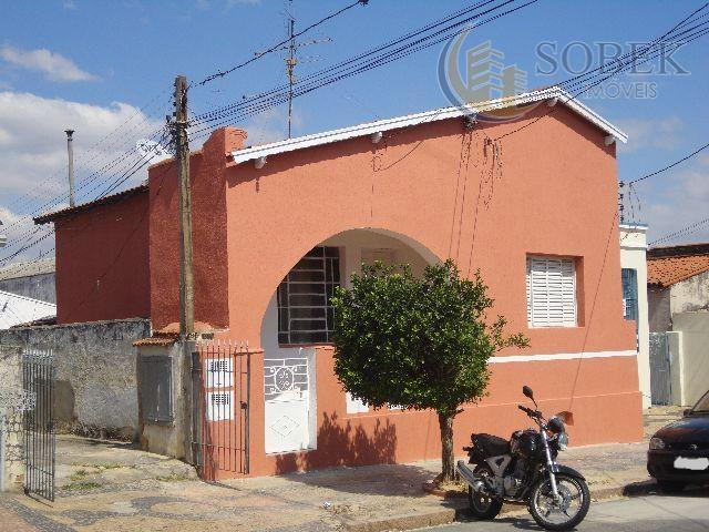 Casa residencial à venda, Vila Industrial, Campinas - CA0161.