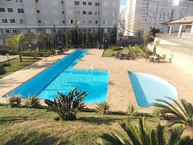 Apartamento residencial à venda, Jardim Nova Europa, Campinas - AP0390.
