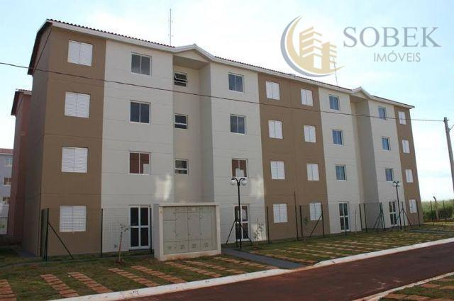 Apartamento residencial à venda, Viver Sumaré, Sumaré.