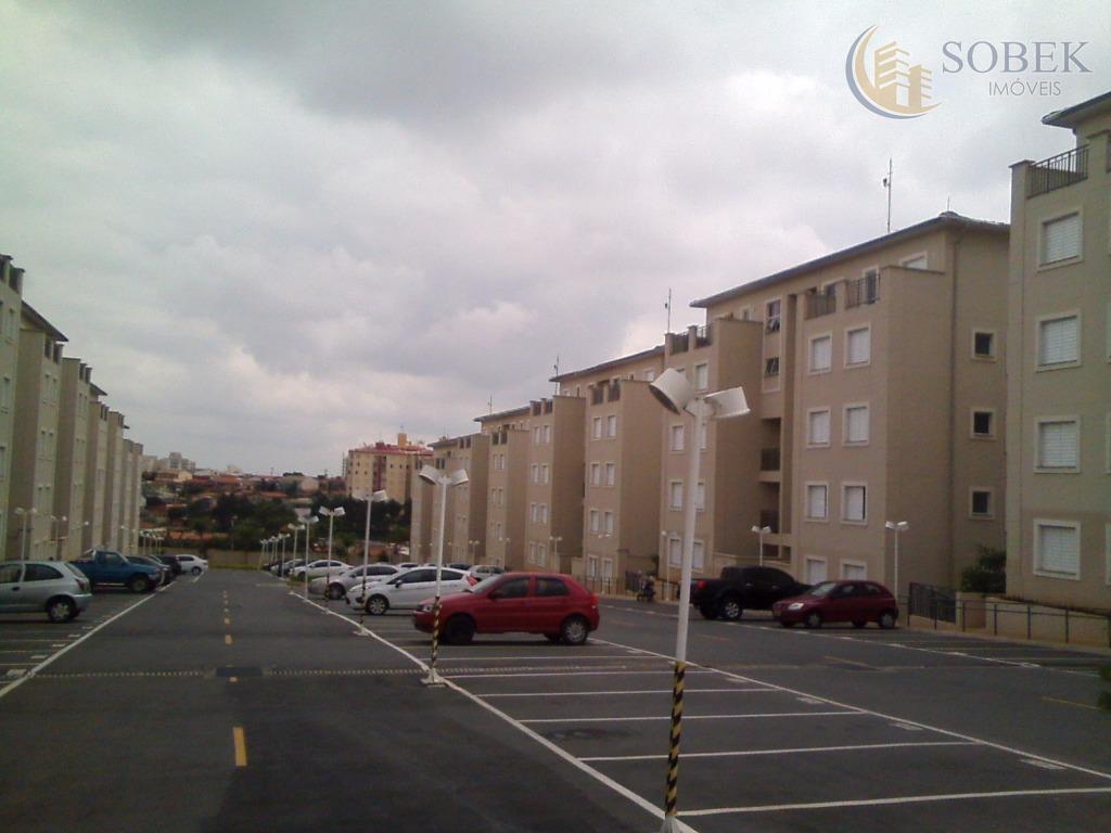 Apartamento residencial à venda, Jardim Amazonas, Campinas.