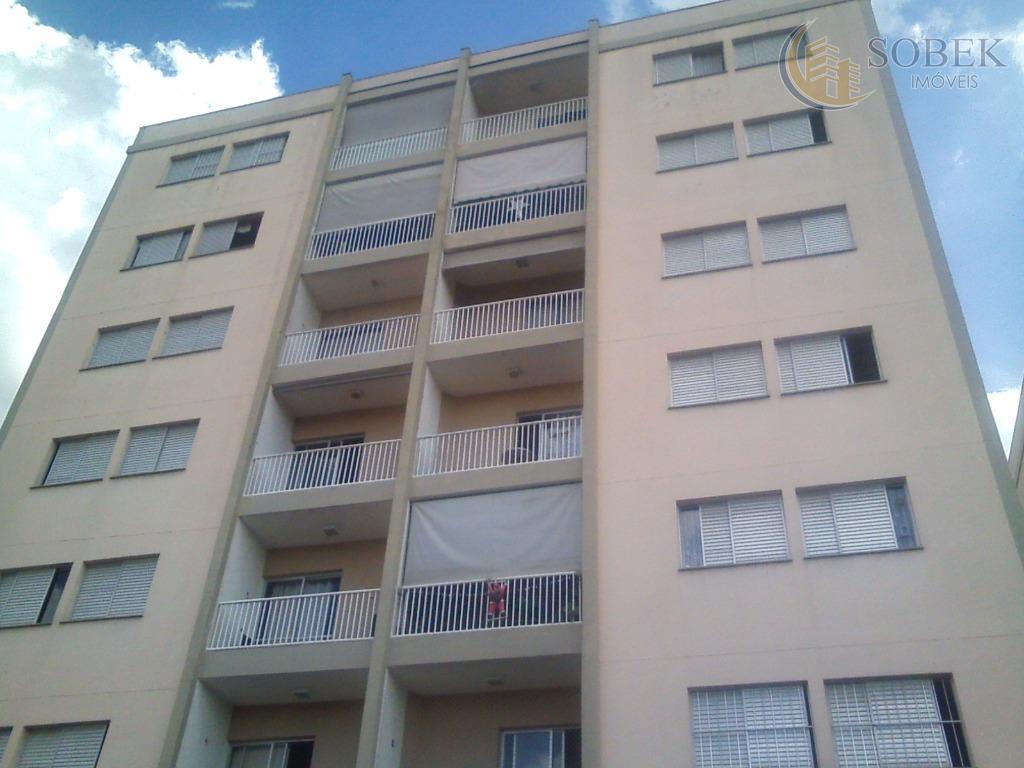 Apartamento residencial à venda, Jardim dos Oliveiras, Campinas.