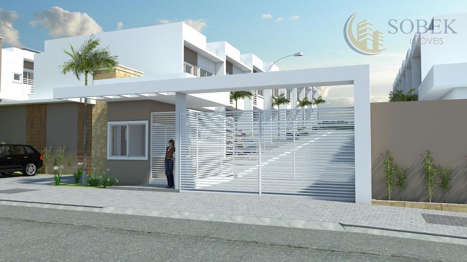 Sobrado residencial à venda, Jardim Santa Cândida, Campinas.