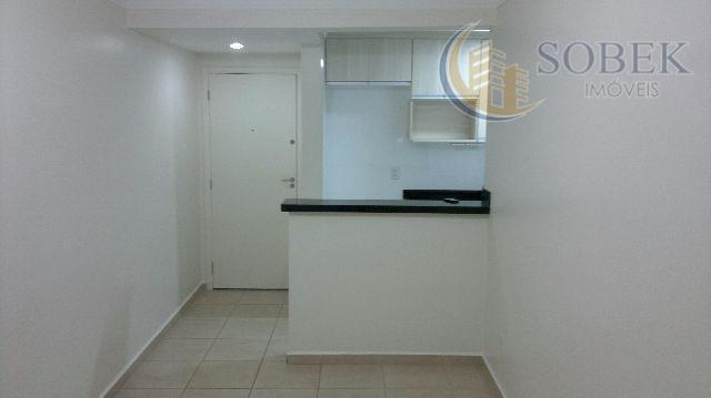 Apartamento residencial para locação, Loteamento Parque São Martinho, Campinas.