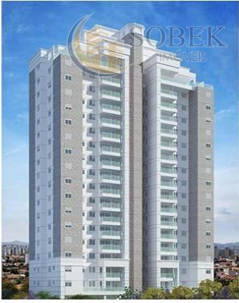 Apartamento residencial à venda, DAE, Campinas.