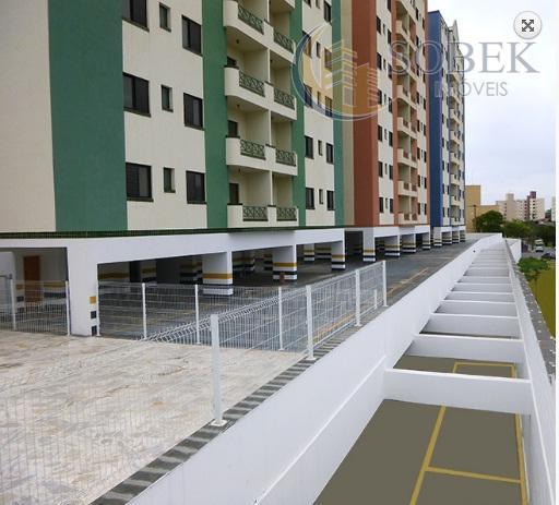 Apartamento residencial para venda e locação, Jardim Margarida, Campinas.