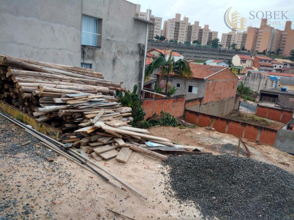 Terreno residencial à venda, Loteamento Parque São Martinho, Campinas.