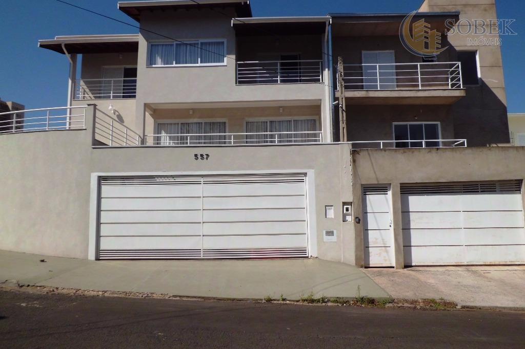 Casa residencial à venda, Loteamento Parque São Martinho, Campinas.