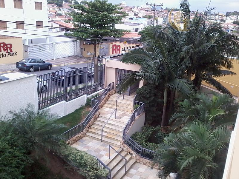 Apartamento  residencial à venda, Jardim Dom Vieira, Campinas.