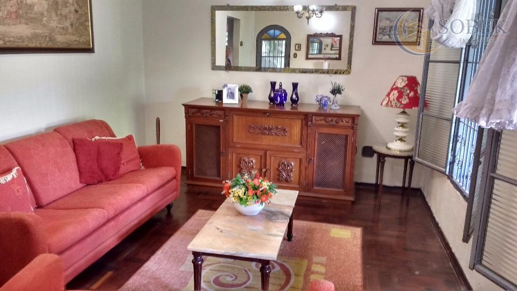 Casa residencial à venda, Parque da Figueira, Campinas.