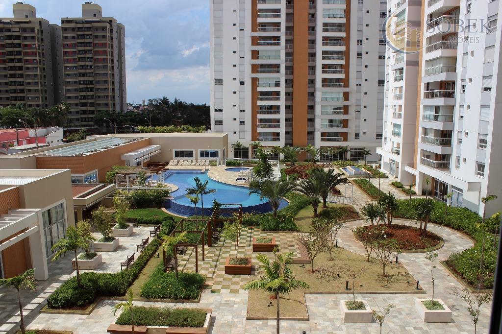 Apartamento residencial à venda, Taquaral, Campinas - AP0578.