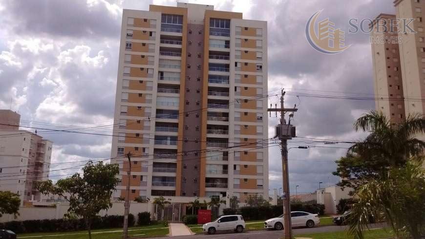 Apartamento residencial à venda, Parque Prado, Campinas - AP0581.