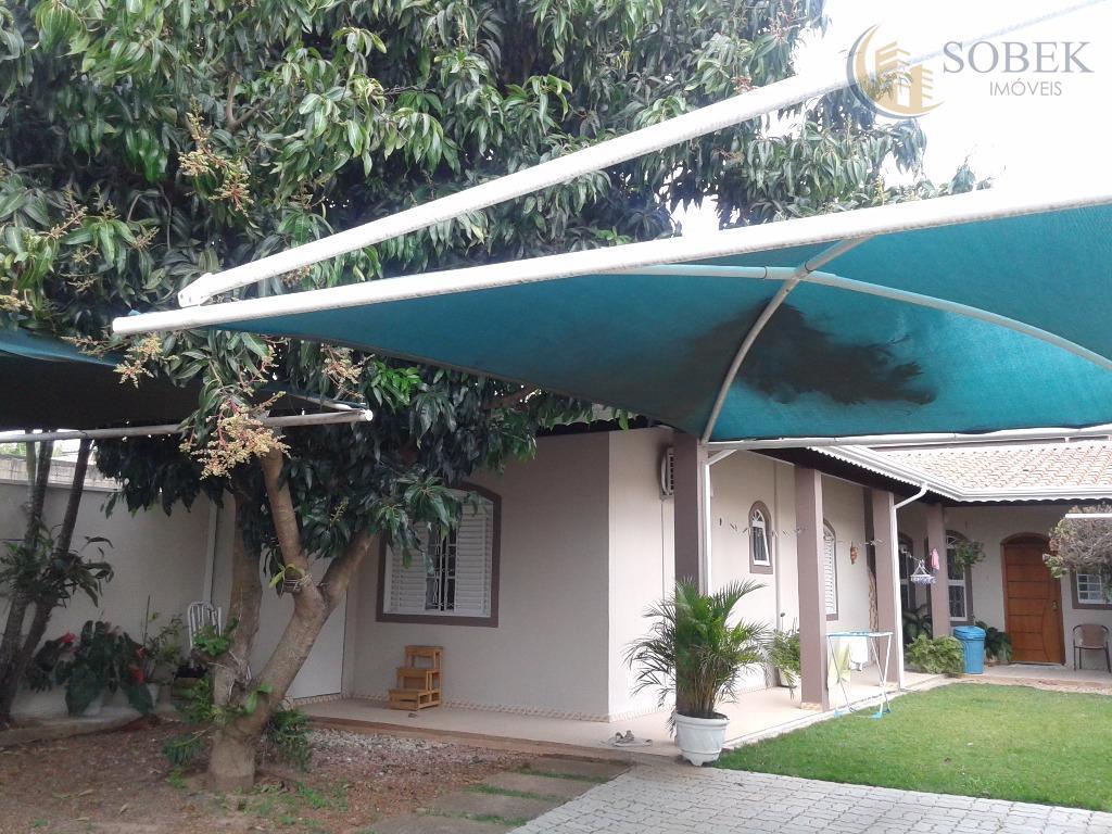Casa residencial à venda, Parque Residencial Carvalho de Moura, Campinas.