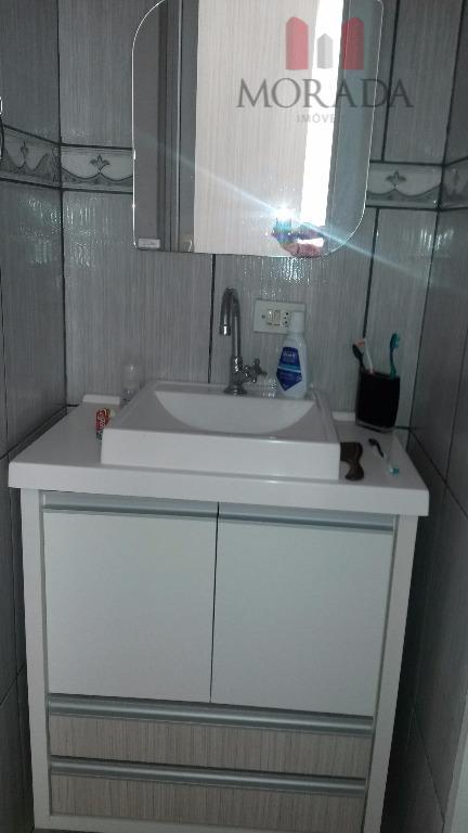 2 dorms, wc, sala, cozinha, área de serviço, 1 vaga de garagem coberta.lazer: piscina, quadra, salão...