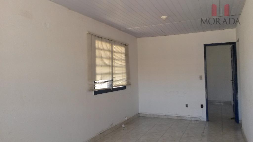 Casa com 3 dormitórios à venda por R$ 395.000,00 - Jardim Satélite - São José dos Campos/SP